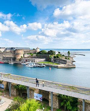 Découvrir Brest