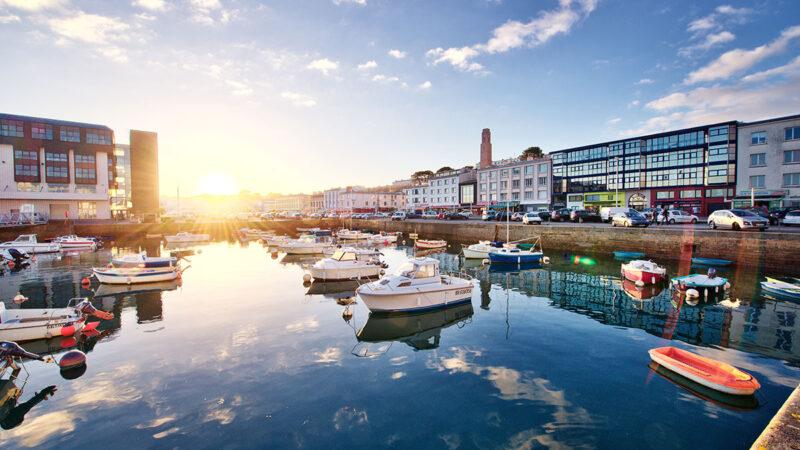 Port de commerce de Brest © Mathieu Le Gall